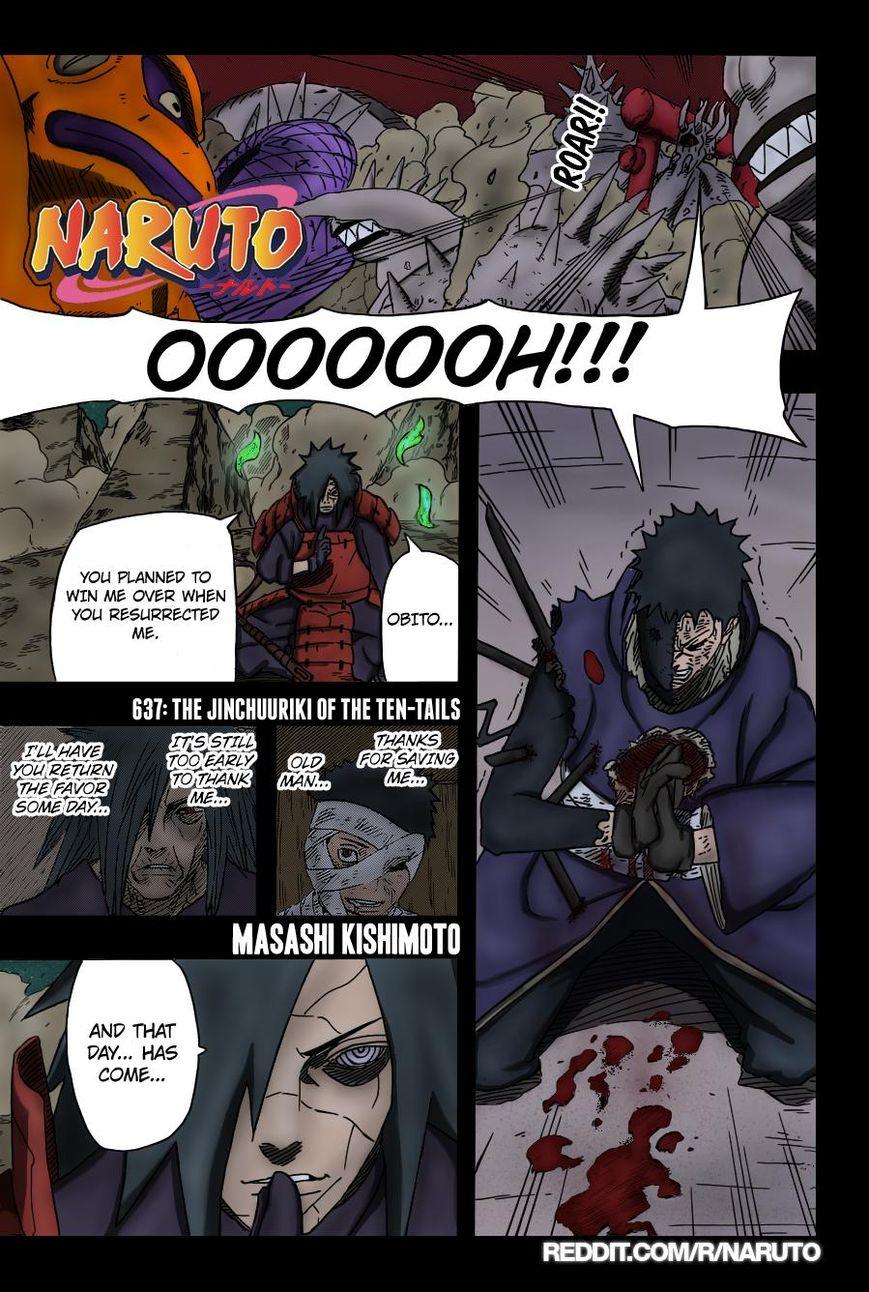 Naruto 637.1 Page 2