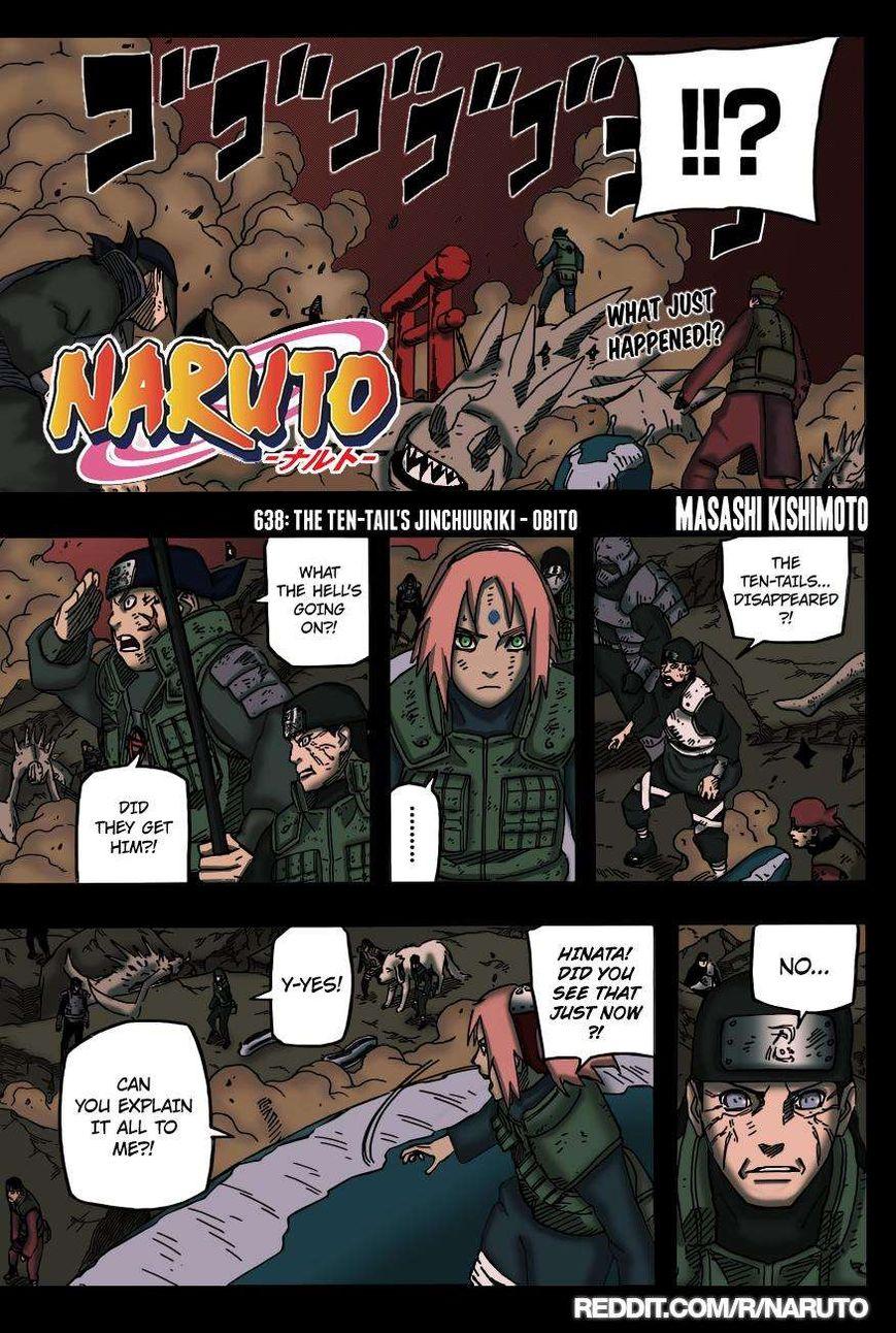 Naruto 638.1 Page 2