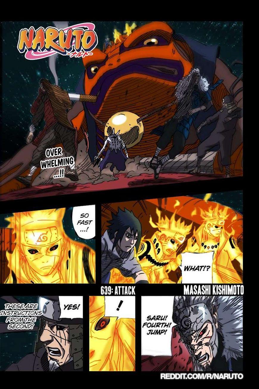 Naruto 639.1 Page 2