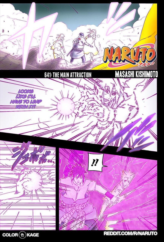 Naruto 641.1 Page 2