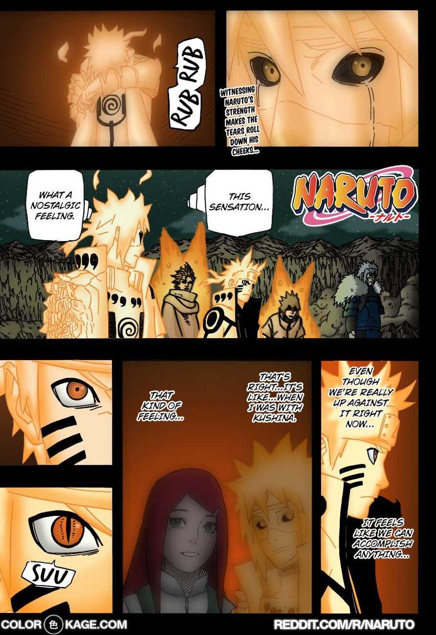 Naruto 645.1 Page 2