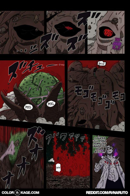Naruto 646.1 Page 2