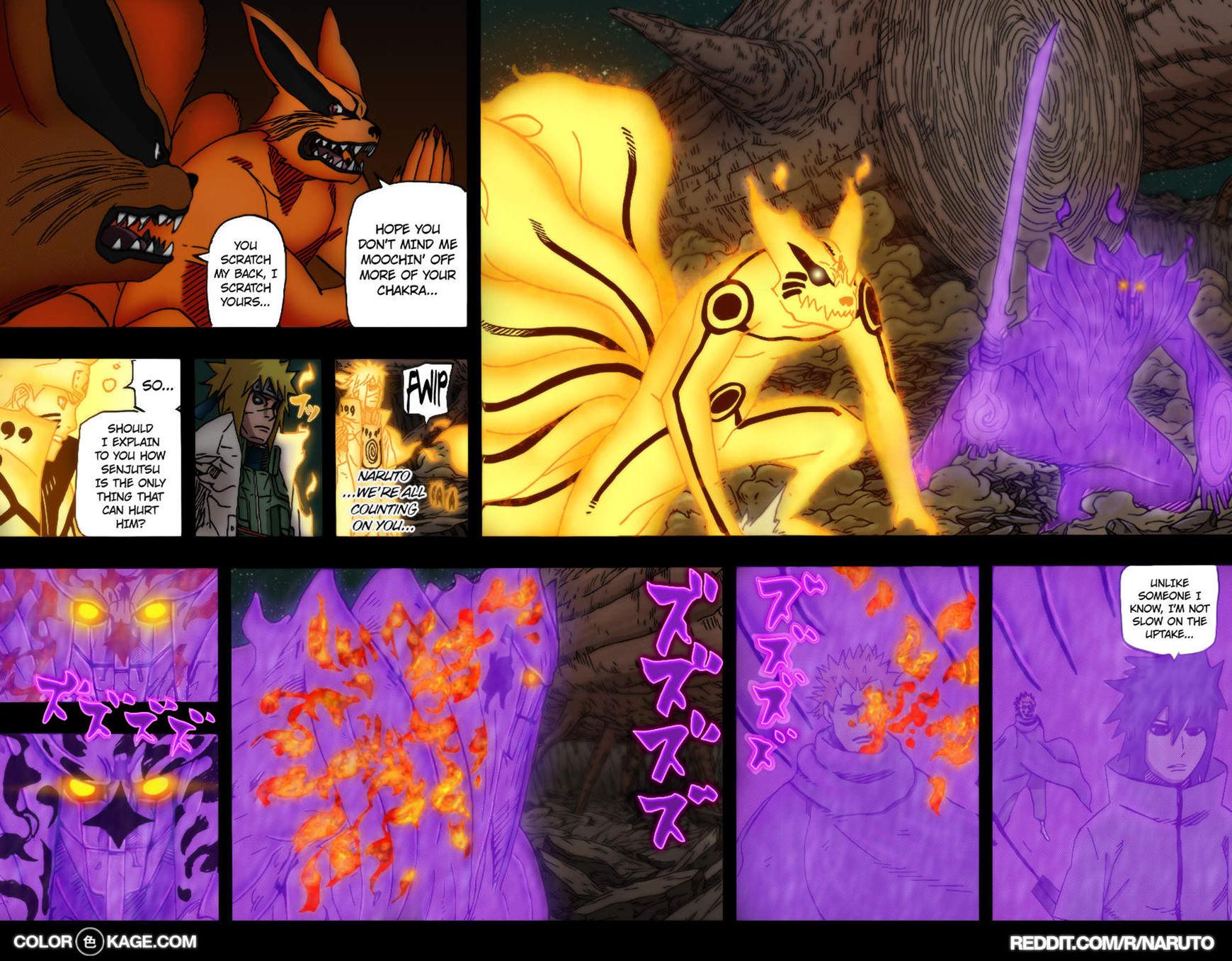 Naruto 648.1 Page 2