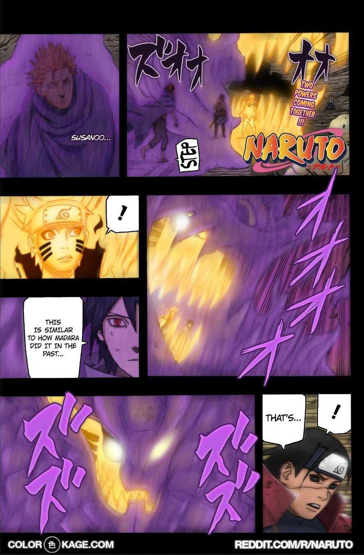 Naruto 651.1 Page 2