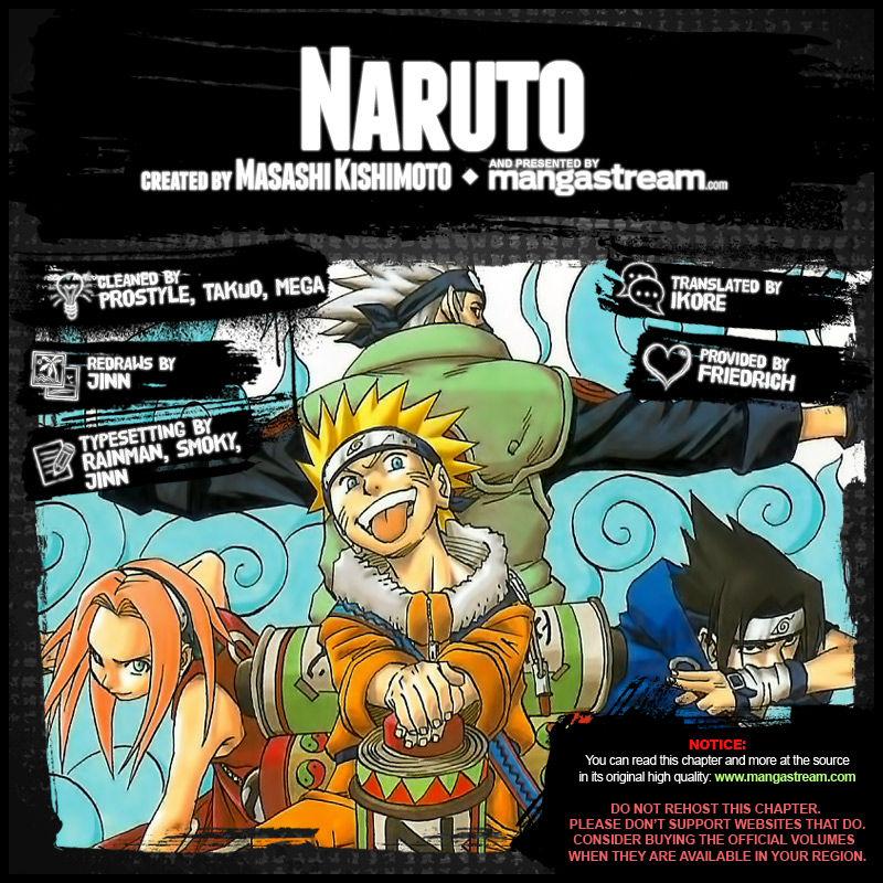 Naruto 662 Page 2