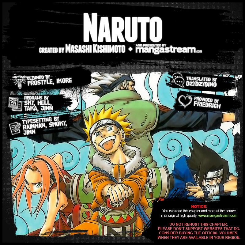 Naruto 664 Page 2