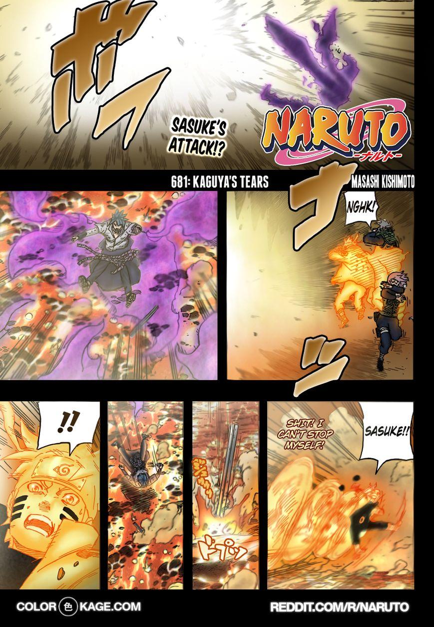 Naruto 681.1 Page 2
