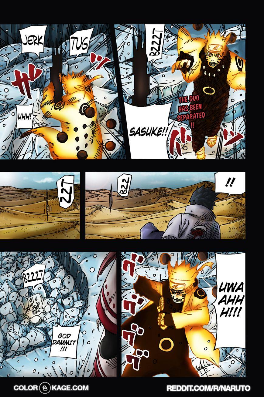 Naruto 683.1 Page 2