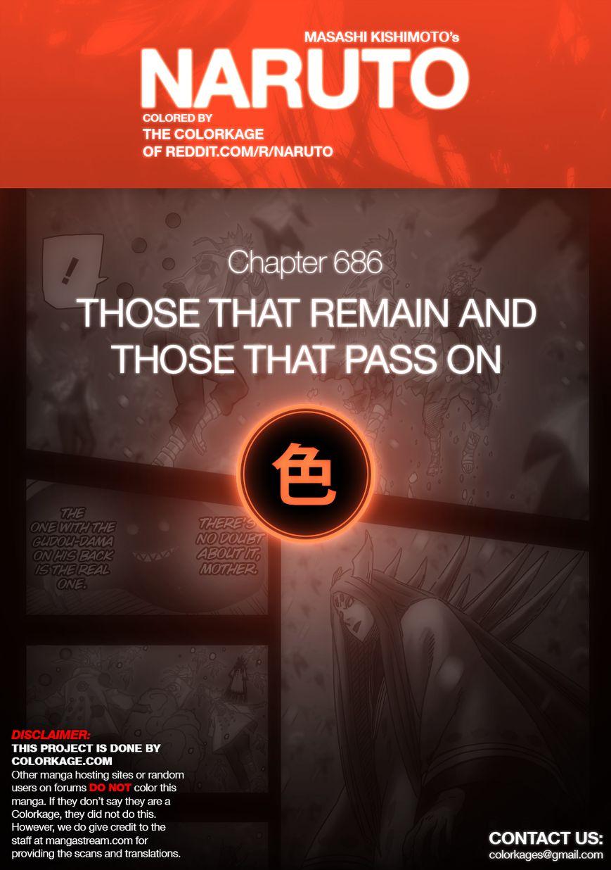 Naruto 686.1 Page 1
