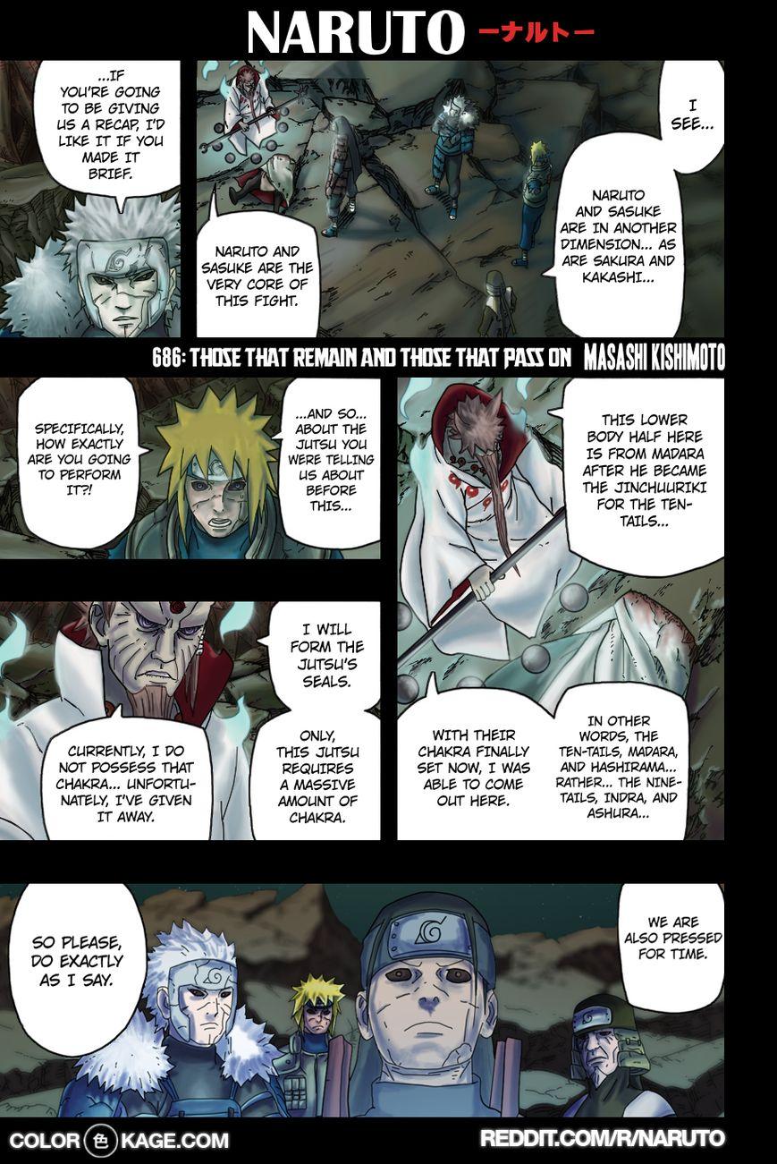 Naruto 686.1 Page 2