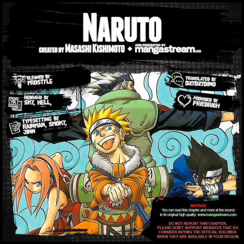 Naruto 687 Page 1