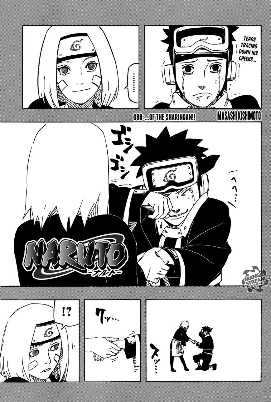 Naruto 688 Page 2