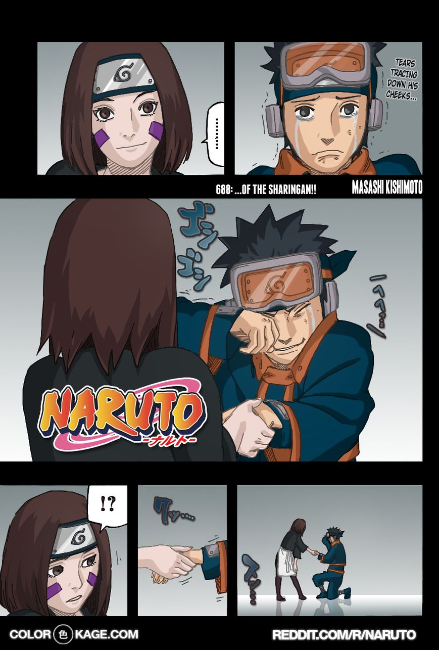 Naruto 688.1 Page 2