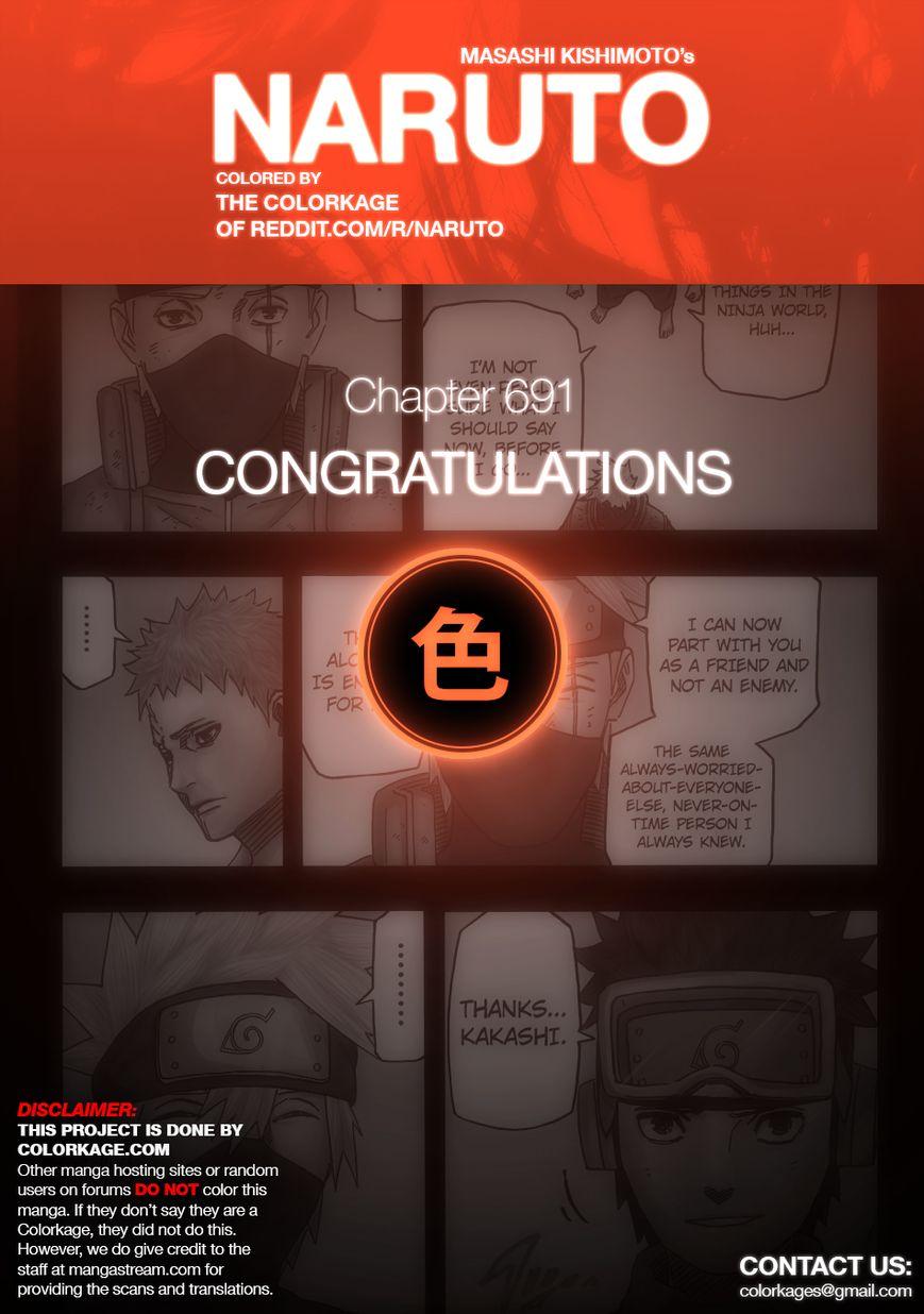 Naruto 691.1 Page 1