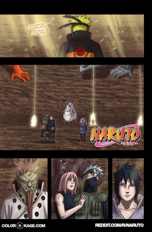 Naruto 692.1 Page 2