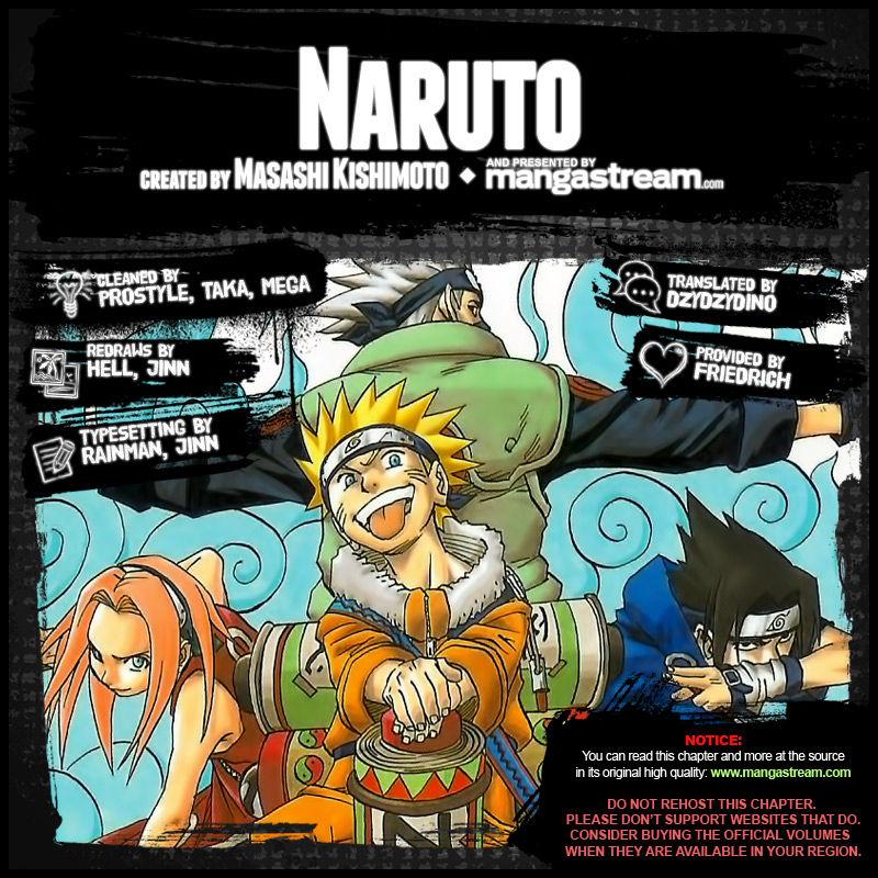 Naruto 695 Page 2