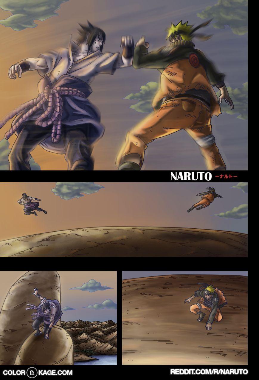 Naruto 695.1 Page 2