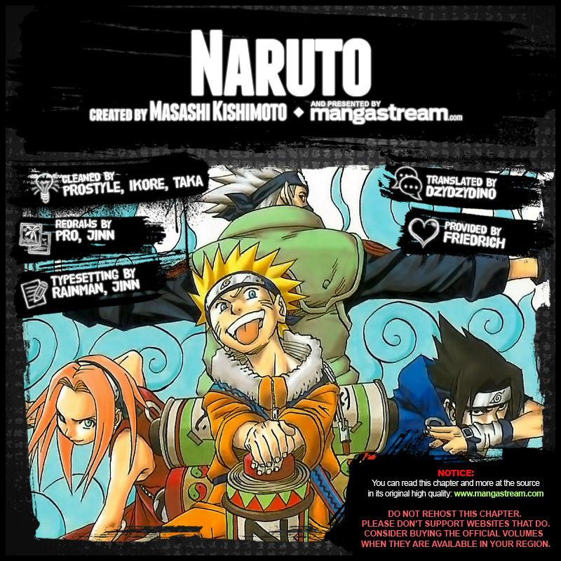 Naruto 697 Page 2