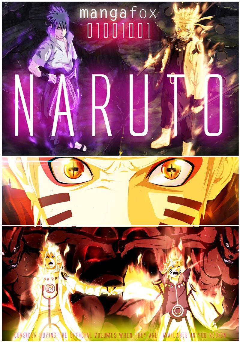 Naruto 699.1 Page 1