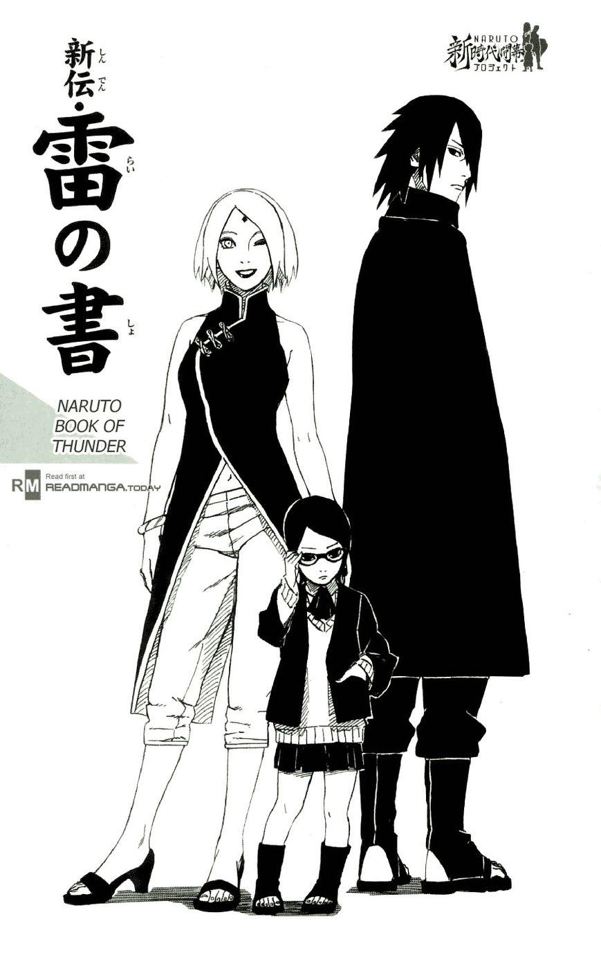 Naruto 700.1 Page 1