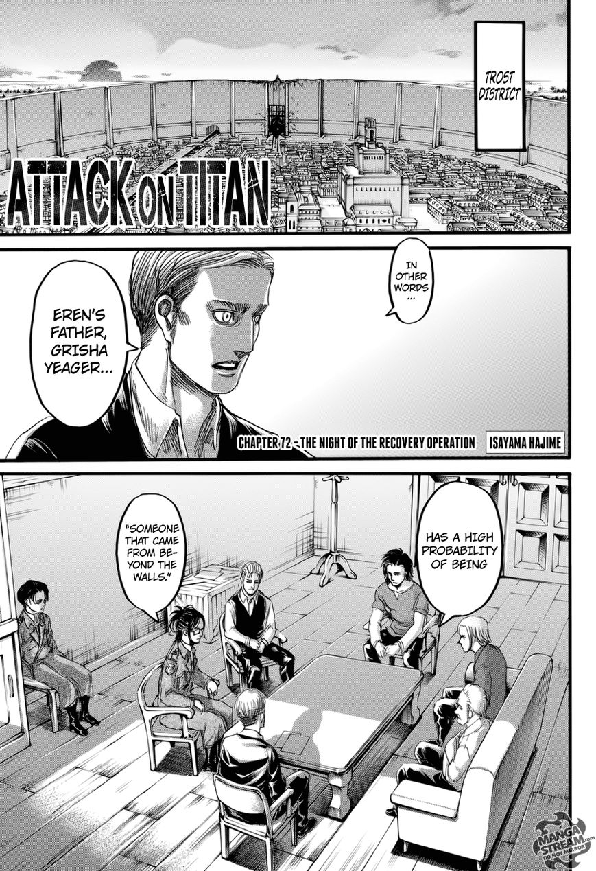 Shingeki no Kyojin 72 Page 2