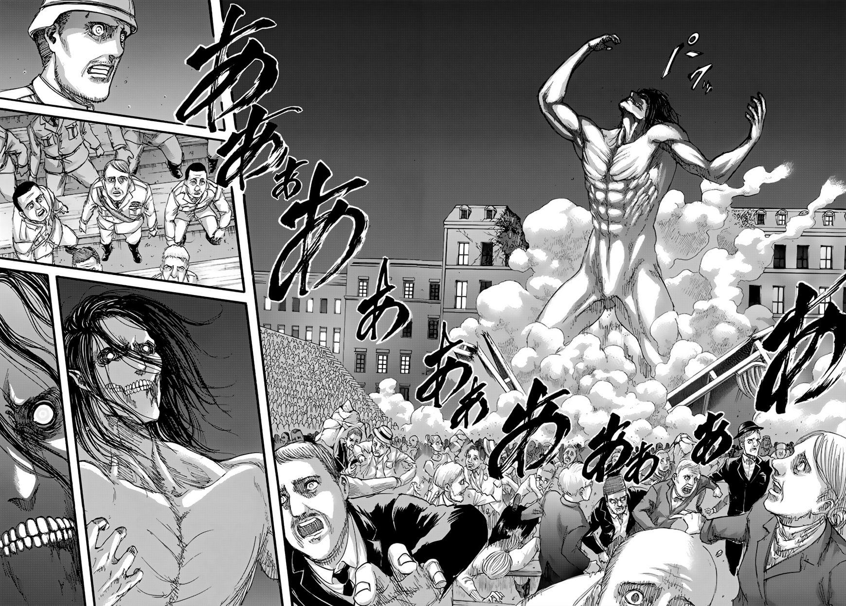 Shingeki no Kyojin 101 Page 2