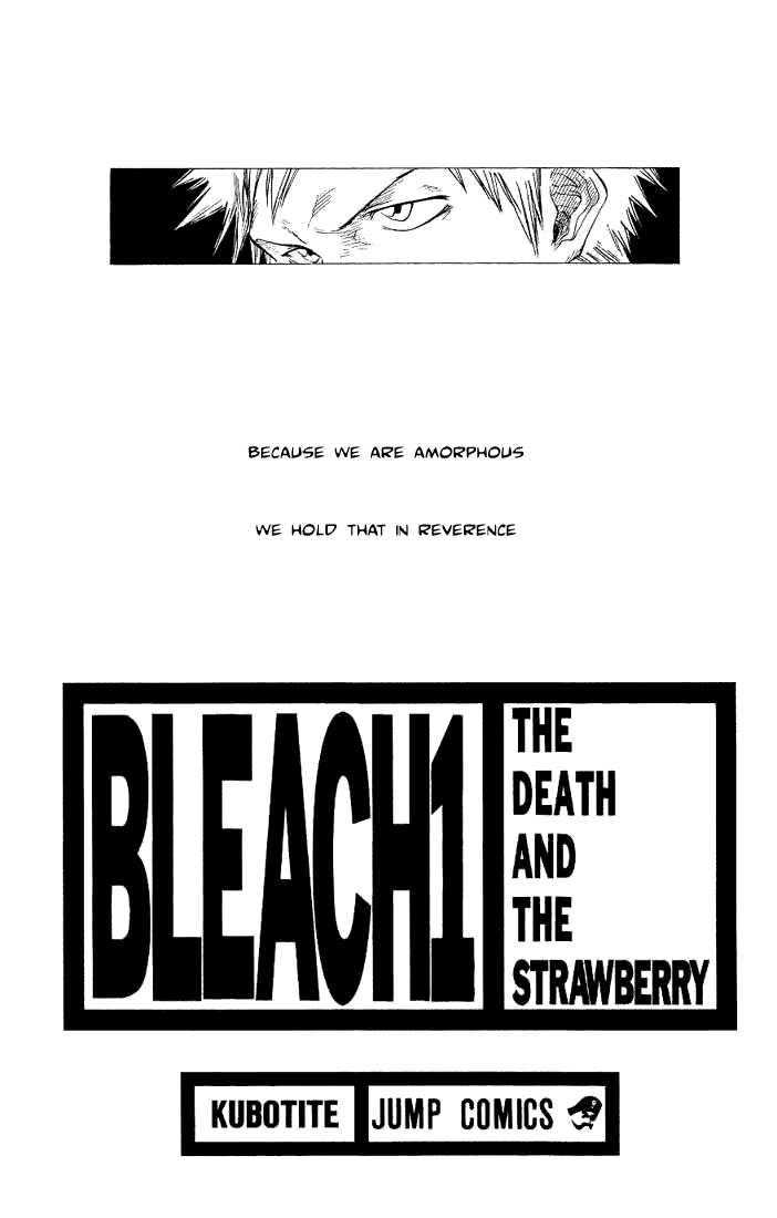 Bleach 1 Page 1