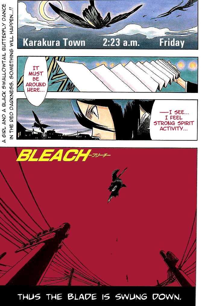 Bleach 1 Page 2