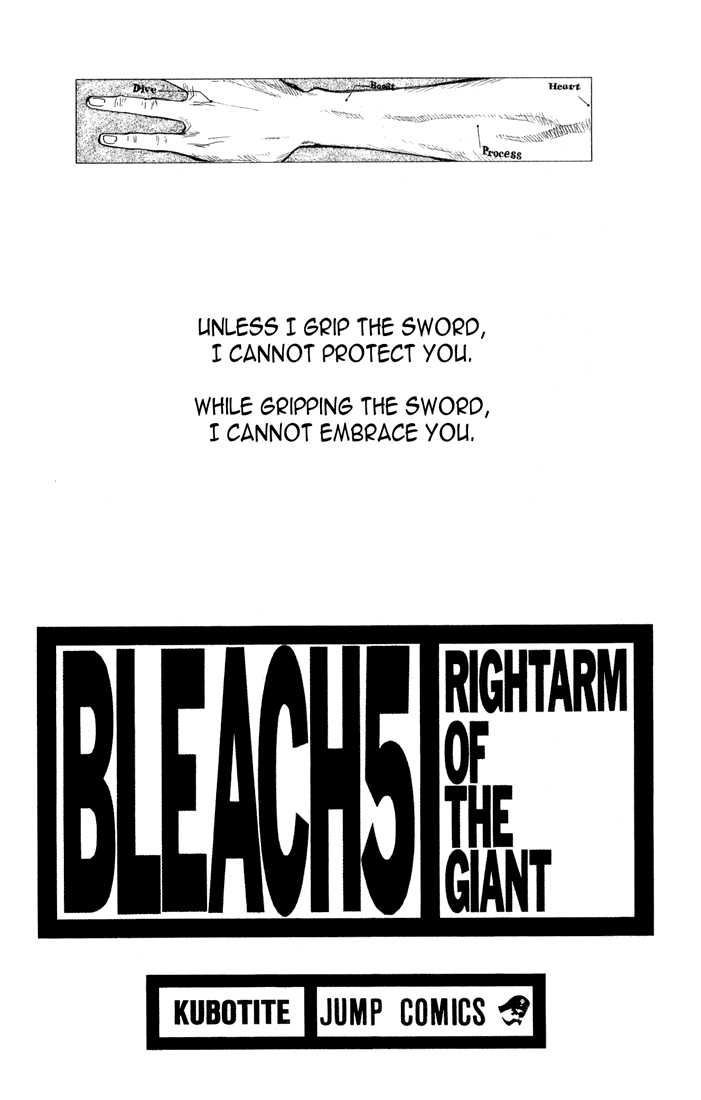 Bleach 35 Page 1