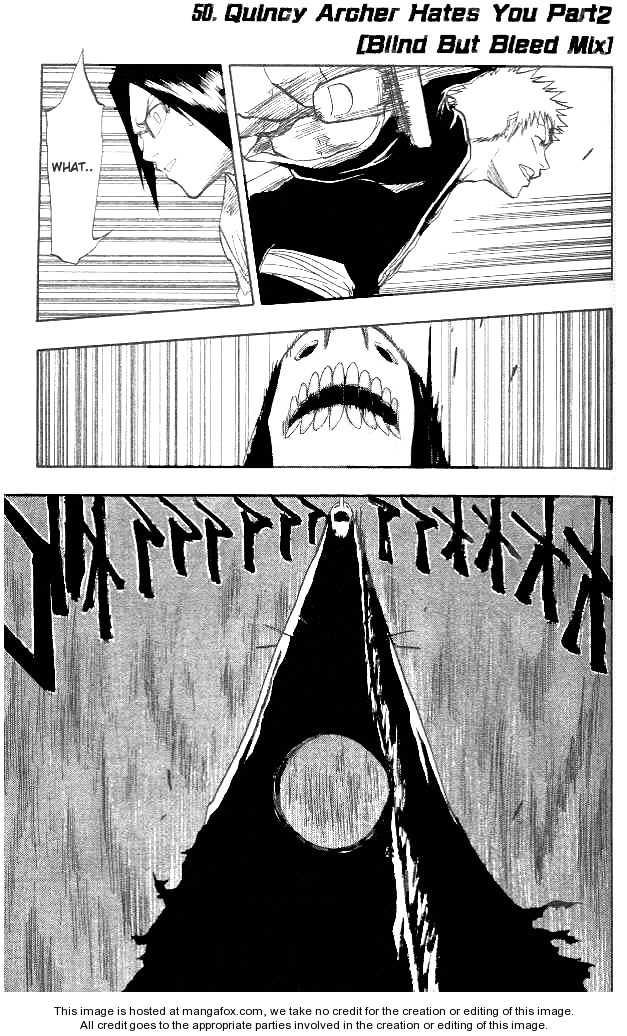 Bleach 50 Page 1