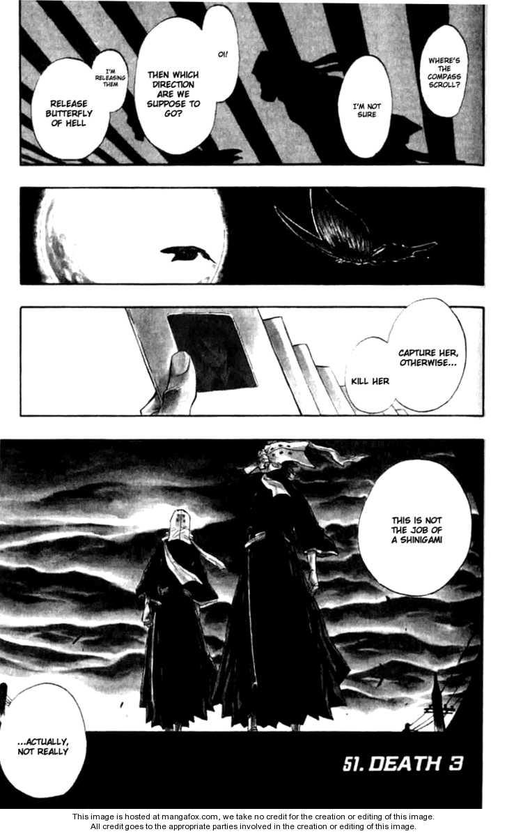 Bleach 51 Page 1
