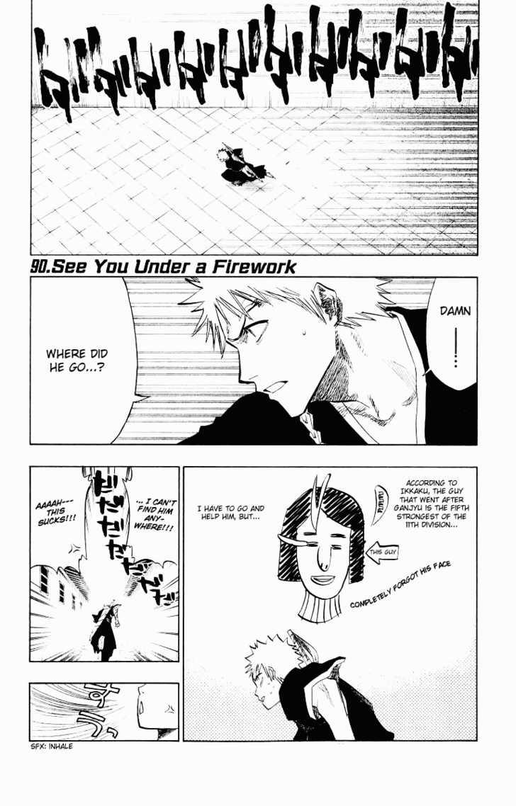 Bleach 90 Page 1
