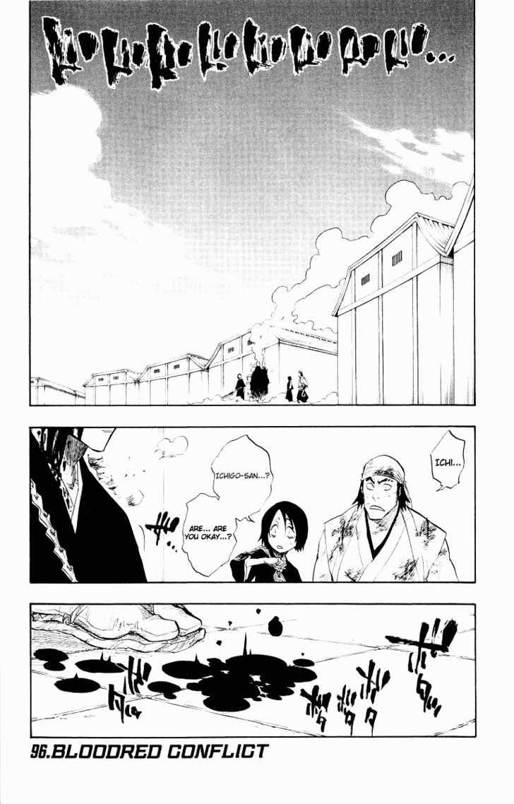Bleach 96 Page 1