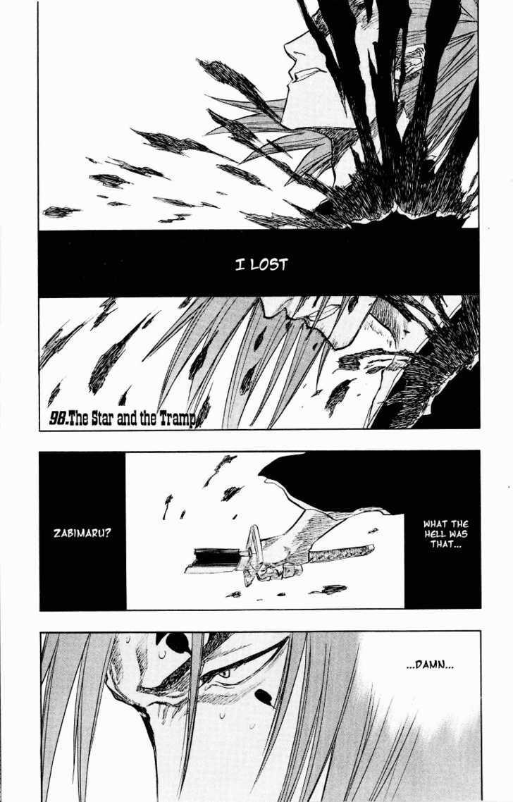Bleach 98 Page 1