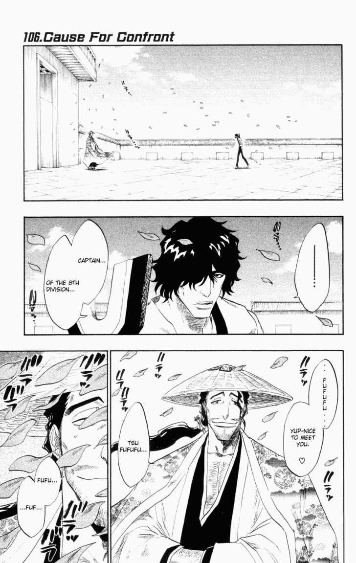 Bleach 106 Page 1