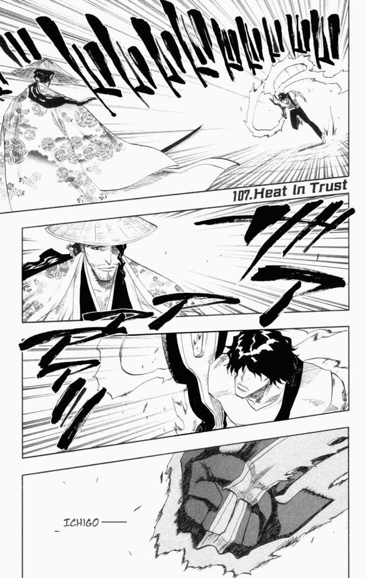 Bleach 107 Page 1