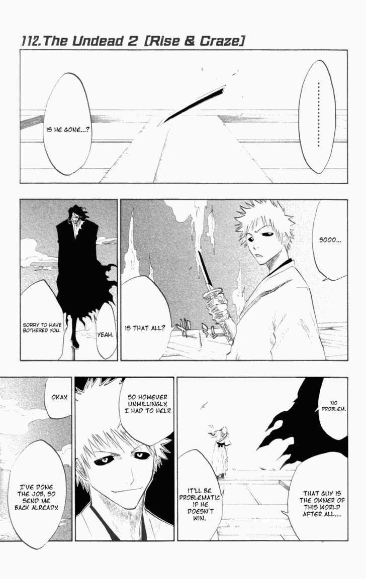 Bleach 112 Page 2