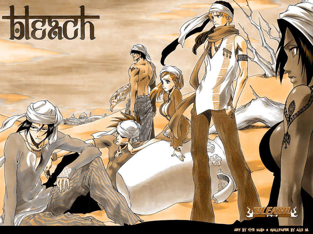 Bleach 176 Page 2