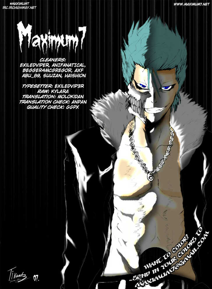 Bleach 288 Page 1
