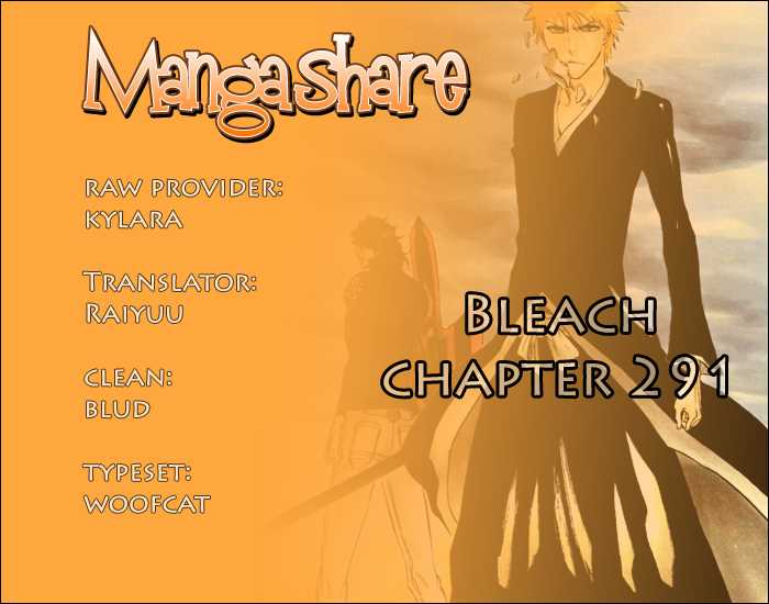 Bleach 291 Page 1