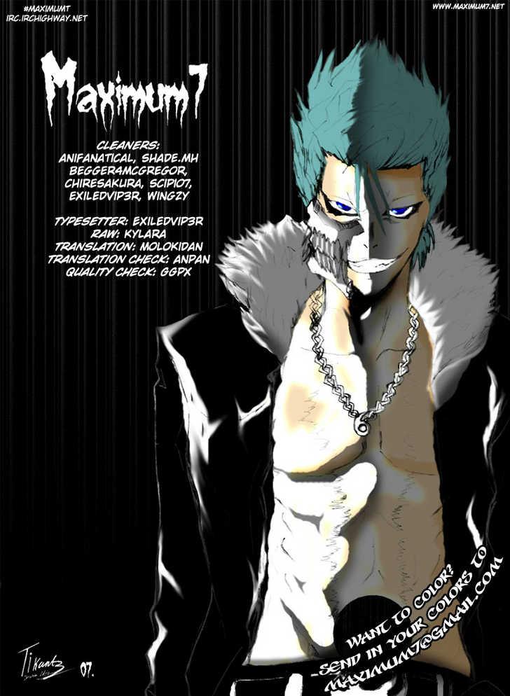 Bleach 294 Page 1