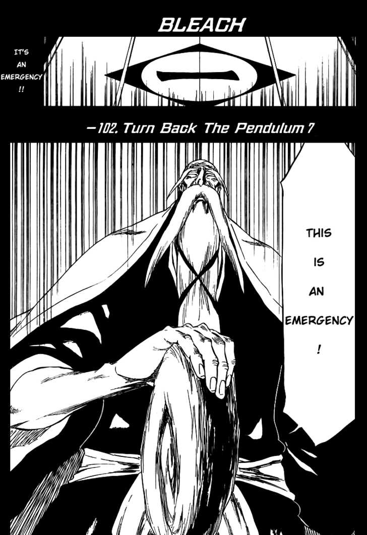 Bleach 315.7 Page 1
