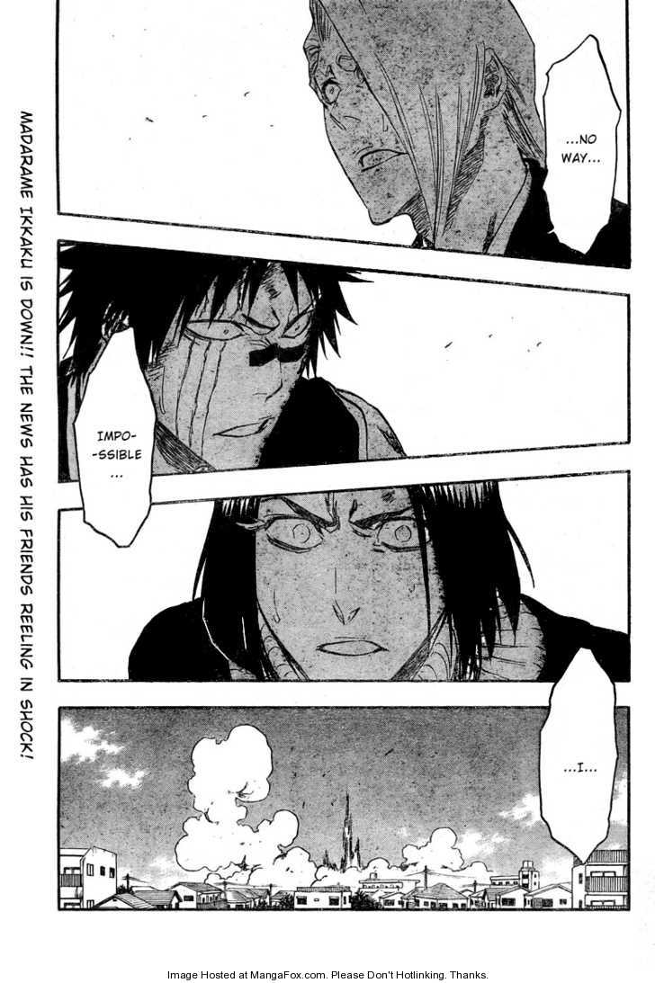 Bleach 326 Page 1