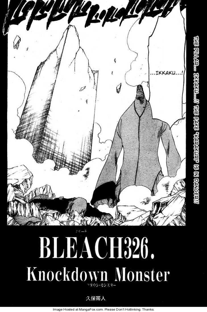 Bleach 326 Page 2