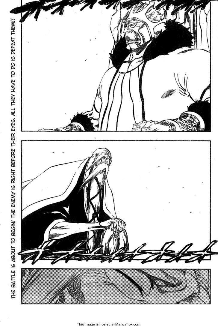 Bleach 329 Page 1