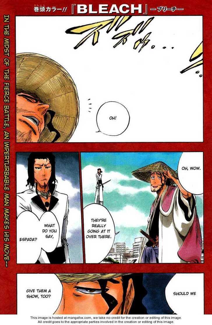 Bleach 335 Page 1