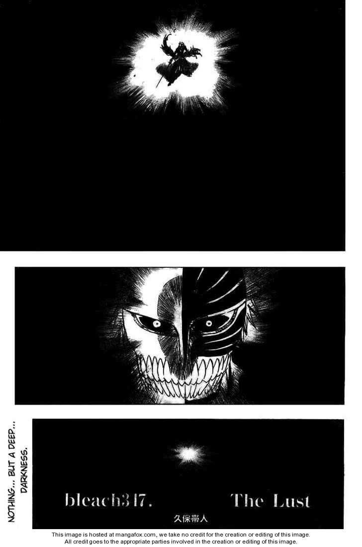 Bleach 347 Page 1