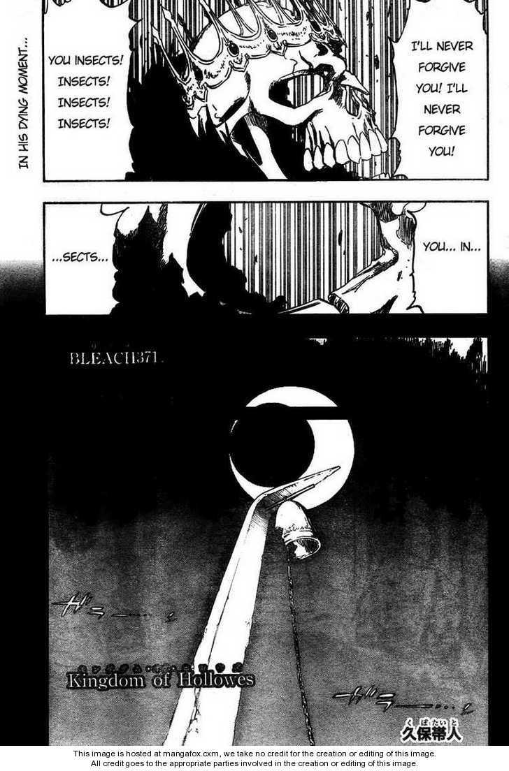Bleach 371 Page 1