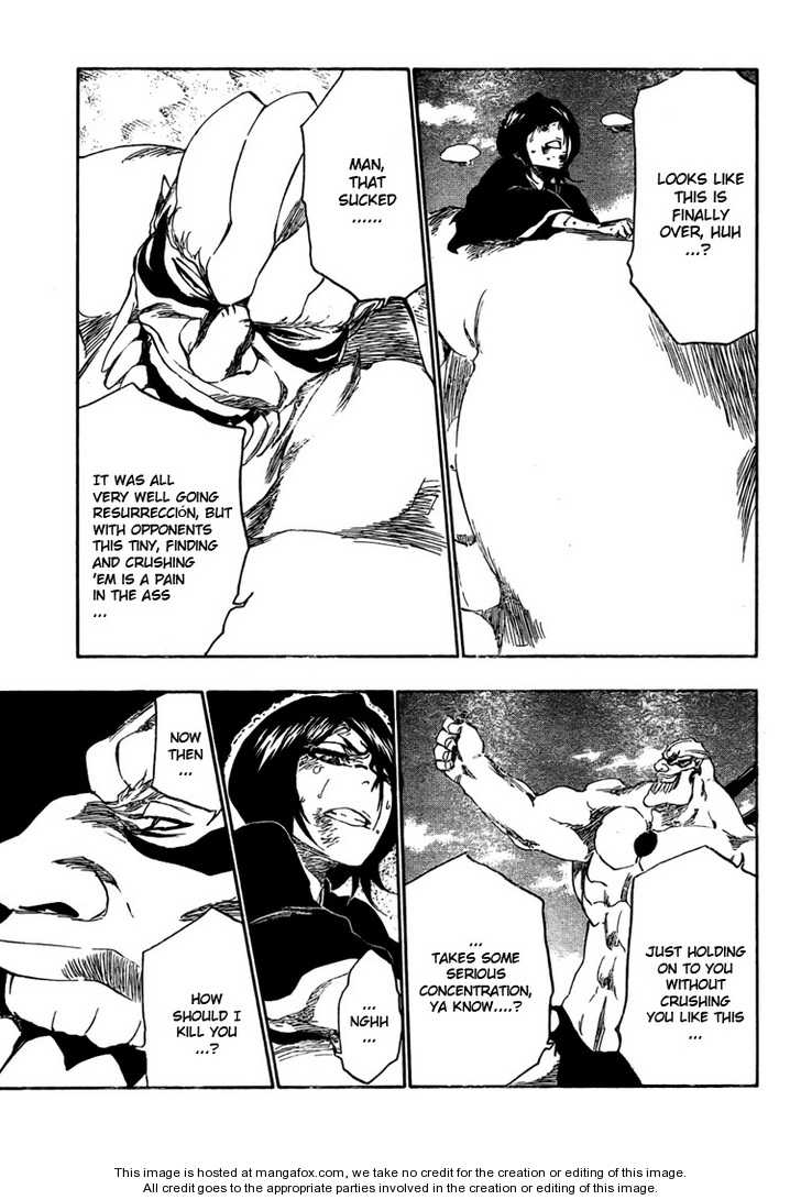 Bleach 378 Page 4