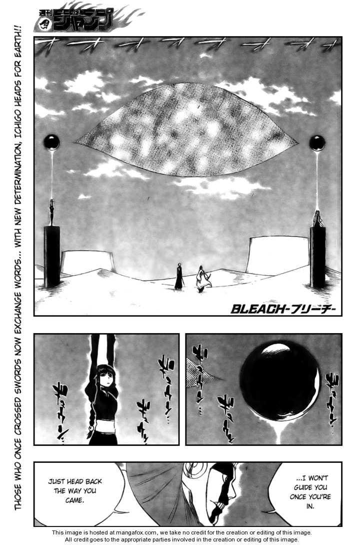 Bleach 381 Page 1